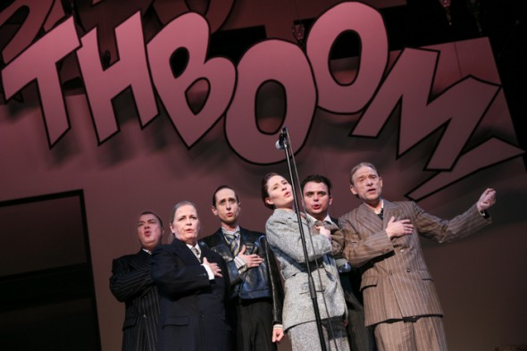 Sergeant Superpower rettet Amerika (Theater Heidelberg, 2013)